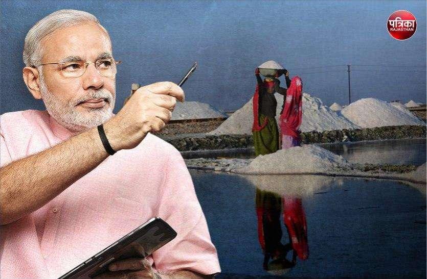 राजस्थान केSambhar Salt Limited को लेकर मोदी सरकार उठाने जा रहीबड़ा कदम