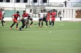 राजनांदगांव हॉकी इलेवन की सिकंदराबाद पर 4-1 से धमाकेदार जीत