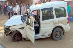 हादसो में गई दो जनों की जान, सात घायल
