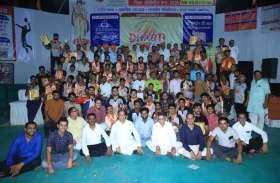जमदग्नि ऋषि टीम ने जीता विफा वॉलीबाल कप