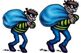 नारियल खाने से परिवार हुआ बीमार, इधर घर में रखे डेढ़ लाख चोरी