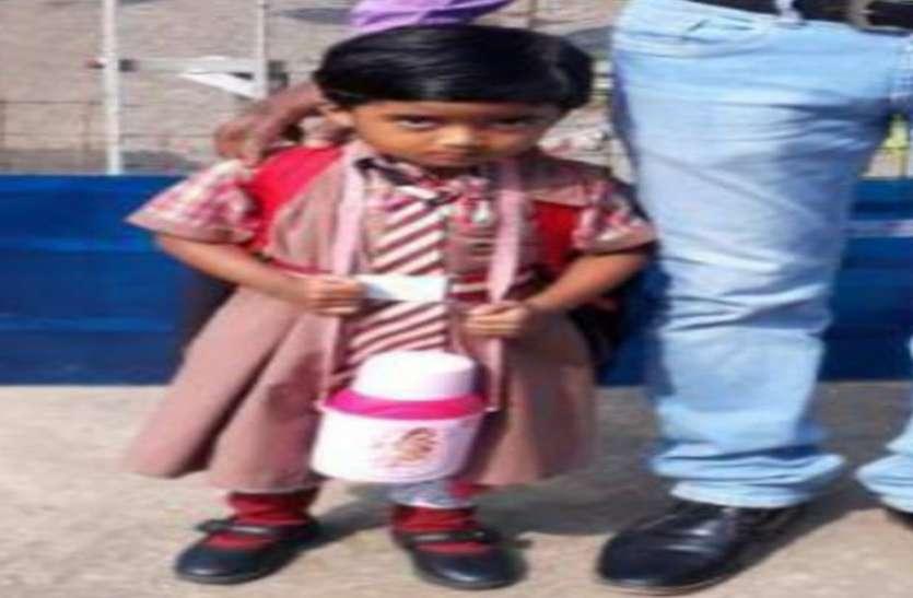 खेलते समय मेनहोल में गिरने से 5 साल की बच्ची की दर्दनाक मौत, घर में पसरा मातम