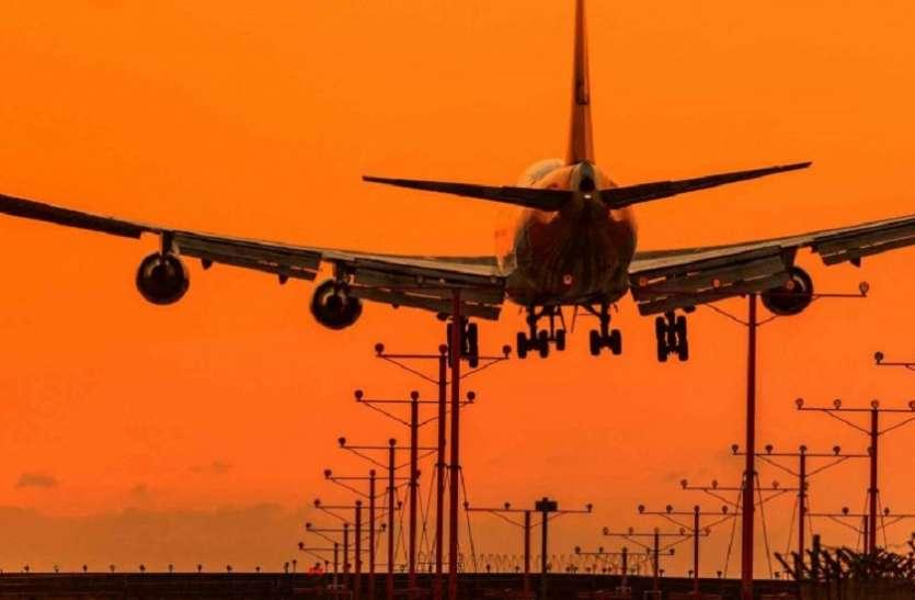 हवाई अड्डे पर बीमार यात्री की अस्पताल में मौत
