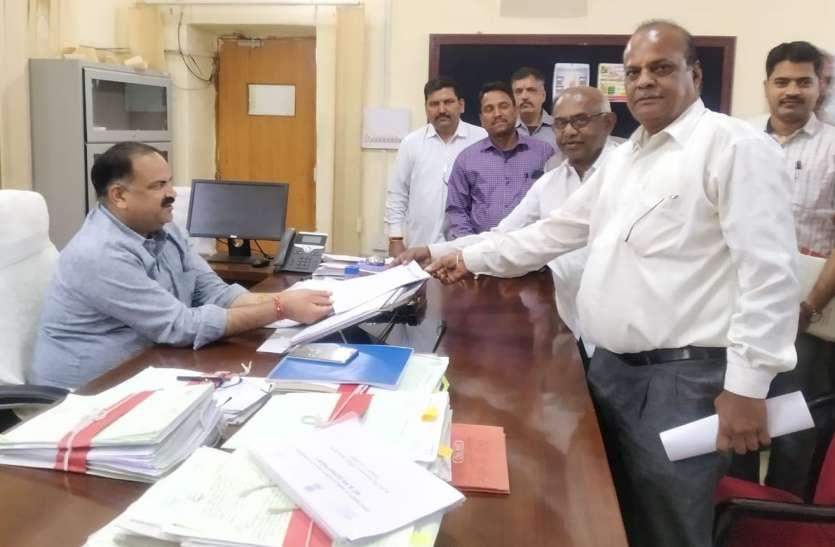 मंत्रालयिक कर्मचारियों ने सौंपा 9 सूत्री मांग पत्र