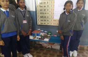 छात्रों ने बनाए वॉटर लेवल अलार्म व सौर मॉडल