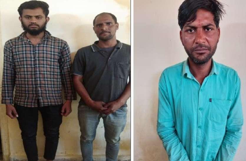 फिर पकड़ा छात्र, ओडीशा से लाता था 5 हजार कमिशन में गांजा