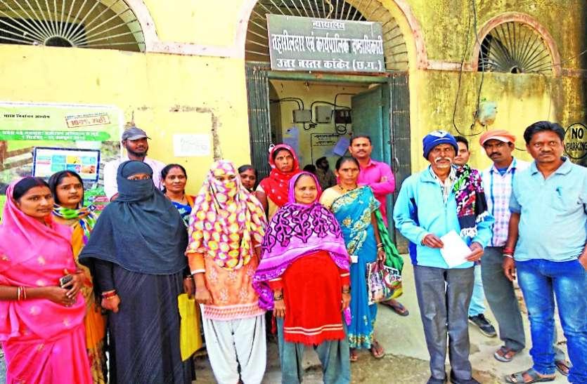 सरकारी भूमि की खरीदी-बिक्री : 600 कब्जाधारियों को भेजा लाखों रुपए का नोटिस, लोगों में हडक़ंप