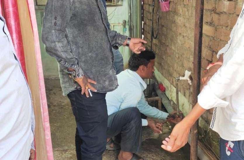 दूसरे दिन भी कार्रवाई : 20 अवैध नल कनेक्शन काटे, २४ लोगों से वसूला १ लाख ४० हजार रुपए जुर्माना