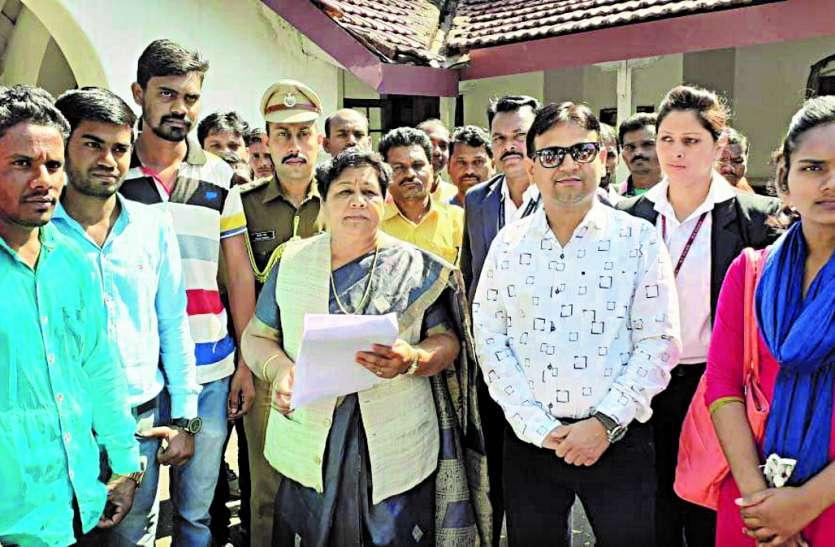 Railways: अब राज्यपाल से समाधान की उम्मीद, सौंपा ज्ञापन