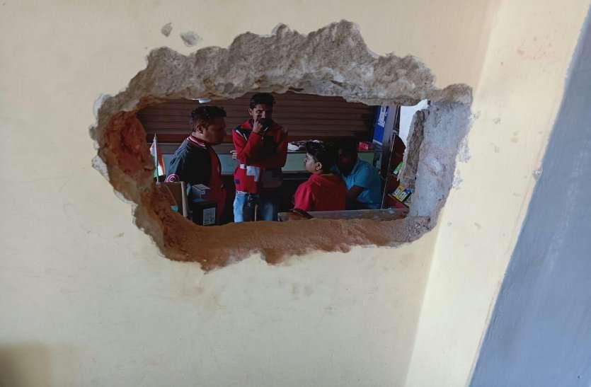 Breaking: राजधानी में बगैर ताले टूटे दुकानों में हो गई चोरी
