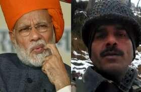 पीएम नरेन्द्र मोदी के निर्वाचन के खिलाफ सुप्रीम कोर्ट पहुंचे तेज बहादुर यादव