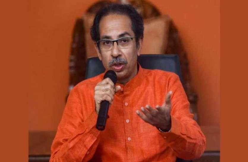 शिवसेनाः गुलाम मानसिकता की शिकार है बीजेपी, ट्रंप के लिए छुपाई जा रही है गुजरात की गरीबी