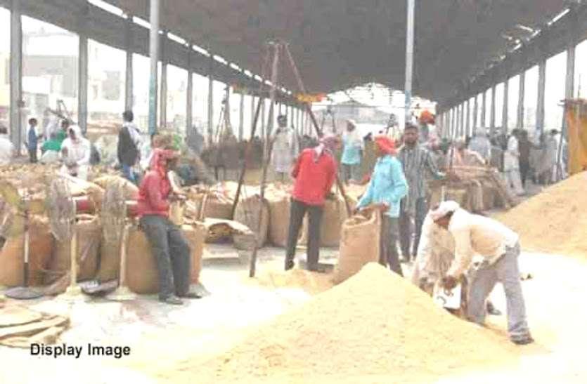 धान खरीदी केंद्र में अवैध धान खपाने पहुंचा था व्यापारी, आधी रात तहसीलदार ने छापा मारकर 3 वाहनों को किया जब्त