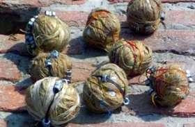 पश्चिम बंगाल के बीरभूम में 100 से अधिक देशी बम बरामद