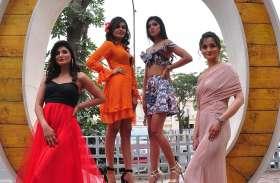 Jaipur Couture Show में रैंप पर एसिड अटैक की पीड़ा
