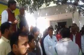 ग्राम प्रधानों के सामूहिक इस्तीफे की पेशकश ने उड़ाये अधिकारियों के होश