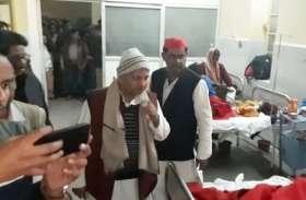 यूपी सपा चीफ ने बजट को बताया खोखला और कागजी