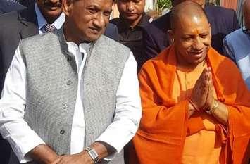 बीजेपी  प्रदेश महामंत्री ने कहा मुख्यमंत्री के चलते अब तेज रफ्तार से दौड़ेगी उद्योगनगरी