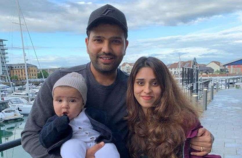रितिका ने खोला राज, रोहित को सोशल मीडिया पर तस्वीर शेयर करने के लिए बेटी से लेनी पड़ती है इजाजत