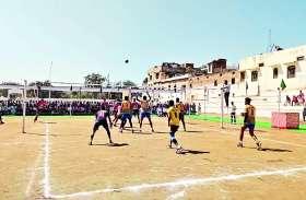 अखिल भारतीय वॉलीबॉल टूर्नामेंट : छत्तीसगढ़ ने देहरादून को हराया