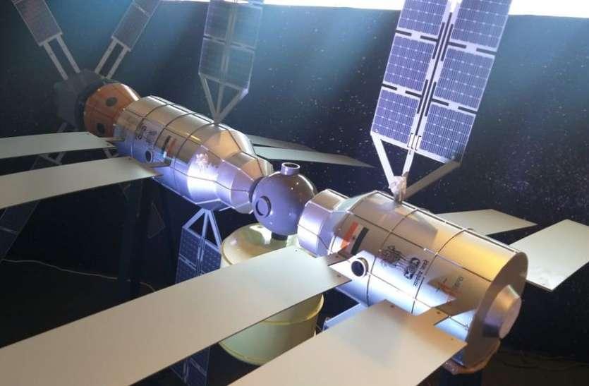 अंतरिक्ष में अलग होकर फिर एक-दूसरे से जुड़ेंगे दो भारतीय यान