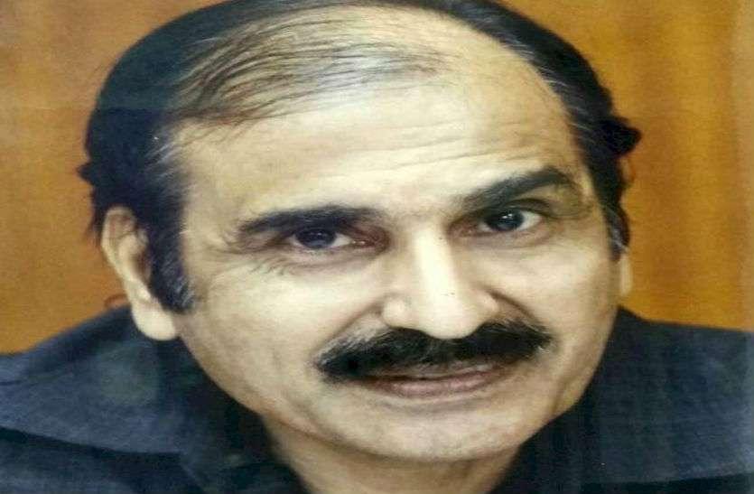 सख्त मिजाज वाले प्रो. राजेश धाकरे महाराजा सूरजमल बृज विश्वविद्यालय भरतपुर के कुलपति बने