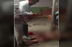 शर्मनाक! दो युवकों की बेरहमी से पिटाई, प्राइवेट पार्ट में डाला पेट्रोल..वीडियो वायरल
