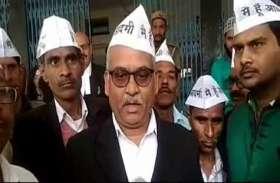 आप नेता श्रीराम पटेल का हमला, कहा- बीजेपी सरकार में लोग परेशान