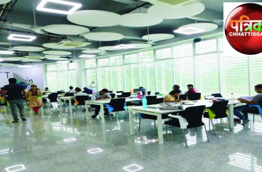 ऑक्सीरीडिंग जोन में पंजीयन ढाई हजार, बैठक व्यवस्था सिर्फ 800 स्टूडेंट्स की
