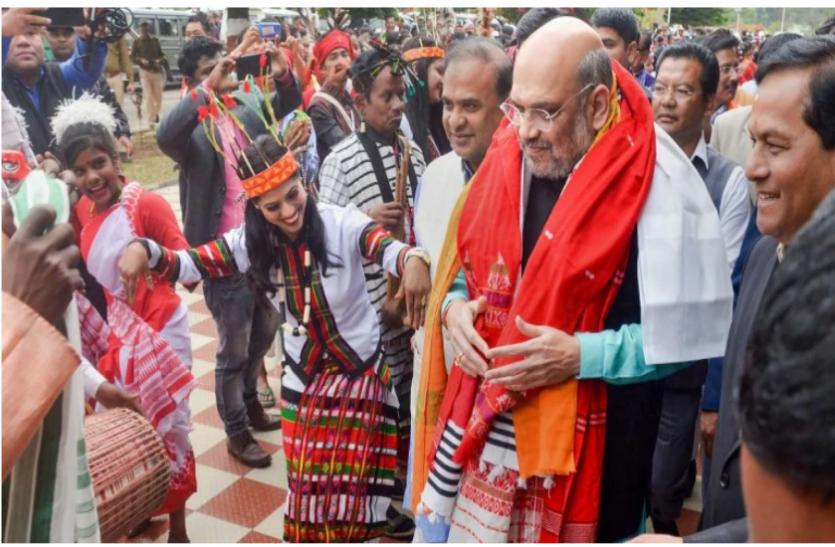 गृह मंत्री अमित शाह के अरुणाचल दौरे से बौखलाया चीन, बताया क्षेत्रीय संप्रभुत्ता का उल्लंघन