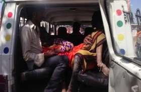 मुरम खदान धसकने से 2 महिलाओं की मौत, 5 घायल