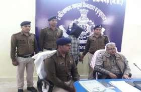 गंभीर मारपीट कर 10 हजार लूटने वाला चढ़ा पुलिस के हत्थे