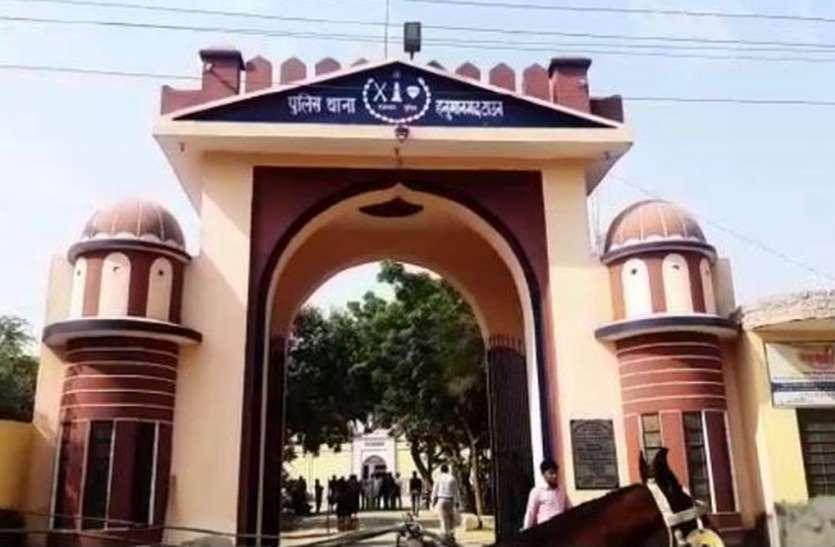 बीकानेर से चुराए थे खड़े ट्रक के टायर, हनुमानगढ़ में बेचते पकड़े गए