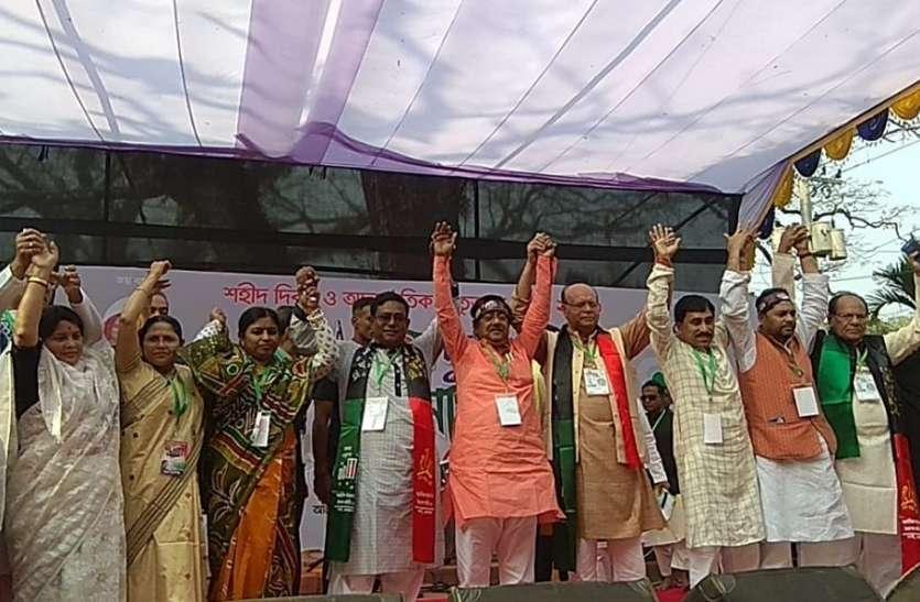 भारत-बांग्लादेश सीमा पर इस तरह गूंजे सीएए-एनपीआर विरोधी नारे