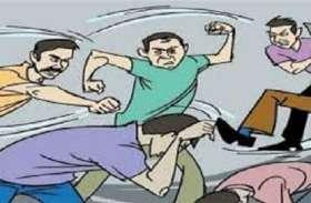 सरपंच पर जानलेवा हमला,गुस्साए ग्रामीणों ने हाइवे किया जाम