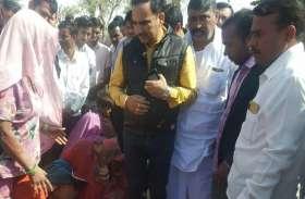 नागौर मामला: आरएलपी विधायकों का धरना शुरू, परिवार की महिलाओं ने रो-रोकर बताई दर्दनाक घटना