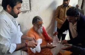 Swarnim Bharat : Mahashivaratri 2020 अचलनाथ मंदिर में ली गई स्वच्छता की शपथ