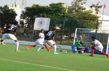 नागपुर को 4-1 से हरा क्वार्टर फाइनल में पहुंची नई दिल्ली