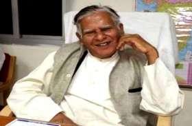 CM के पिता नंदकुमार बघेल ने RSS और केंद्र सरकार पर लगाए गंभीर आरोप, चर्चा में मनुवाद पर दिया बयान