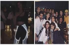 अनन्या पांडे ने पहनी 3D पैंट, आखियों से गोली मारे.. पर किया डांस.. देखें Video