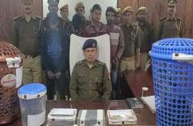 पुलिस ने भिड़ाई ऐसी तरकीब कि पकड़ में आ गये करोड़ों रुपए के मूर्तिचोर