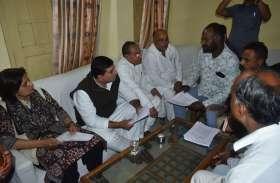 नागौर मामला: सहानुभूति जताने पहुंचा सरकार का लाव-लश्कर, भाजपा व रालोपा भी नहीं रही पीछे