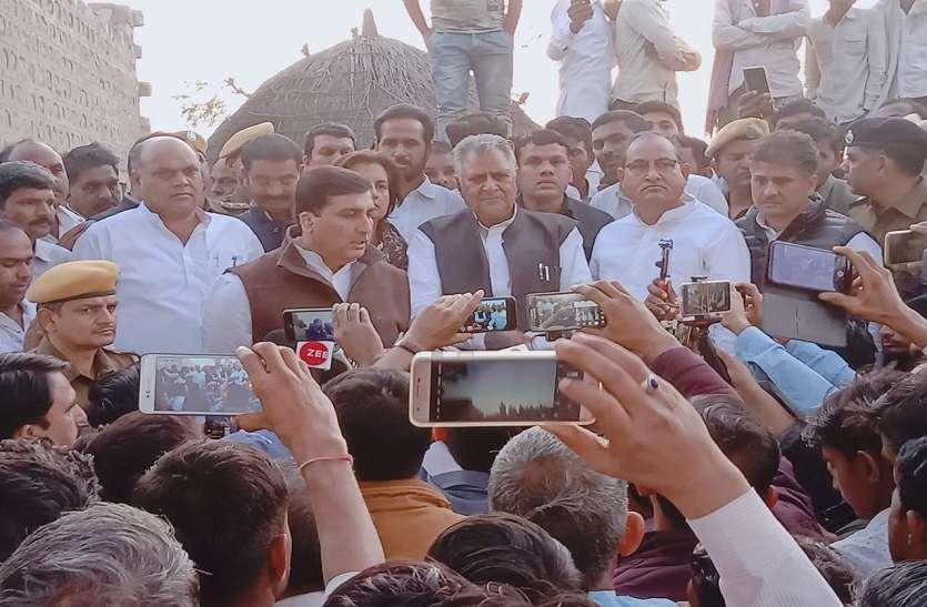 दलितों के साथ अत्याचार का मामलाः कांग्रेस आलाकमान को सौंपी जाएगी रिपोर्ट
