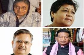 स्वास्थ्य मंत्री टीएस की मां व सरगुजा रियासत की राजमाता के 13वीं कार्यक्रम में पहुंचीं राज्यपाल, पूर्व सीएम रमन-जोगी समेत ये मंत्री भी