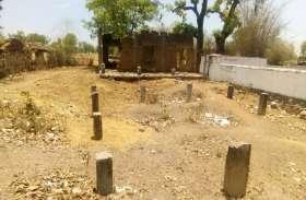 90  फीसदी निकाल ली थी शाला निर्माण की राशि, १९ करोड़ की लागत से बनाए जाने थे स्कूल भवन