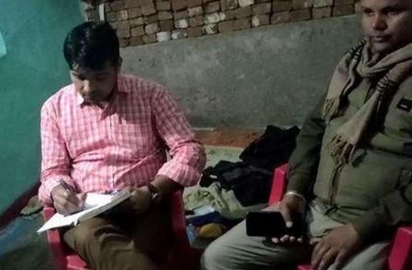 घर पहुंचे अधिकारी तो नाबालिग ने कहा-गांव का एक लडक़ा छेड़ता है इसलिए डरकर माता-पिता कर रहे शादी