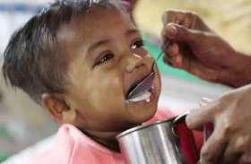 मुनगा और पोषण वाटिका की सब्जी से जिले में 4.32 फीसदी कुपोषण में आई कमी, अभी भी 1208 बच्चे गंभीर कुपोषित