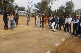 मां महामाया कप क्रिकेट प्रतियोगिता सीजन-2 के विजेता को मिलेंगे 3 लाख रुपए, स्वास्थ्य मंत्री टीएस ने चौंका लगाकर किया शुभारंभ