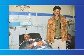 20 हजार रुपए के लिए युवक का काटा गला, फिर यह हुआ हाल