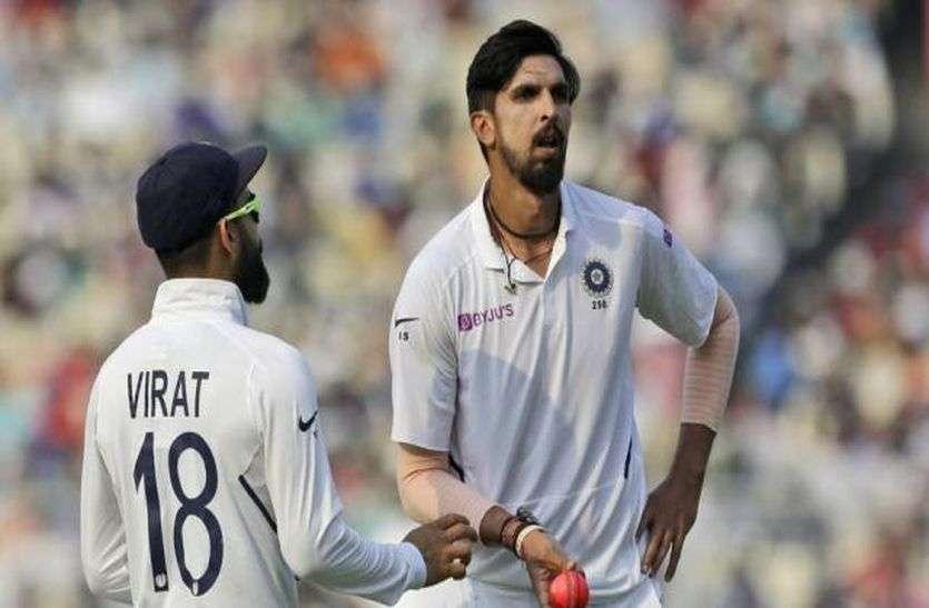 ईशांत को गेंदबाजी की टिप्स देने वाले गिलेस्पी ने की तारीफ, मौजूदा कोचिंग स्टाफ को दिया श्रेय